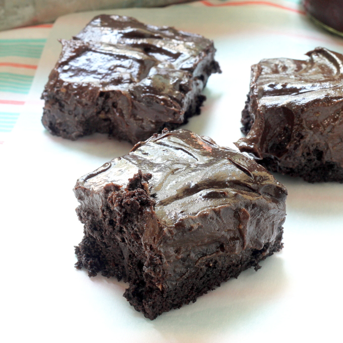 Chocolate Lover's Chocolate Cake with Chocolate Frosting
