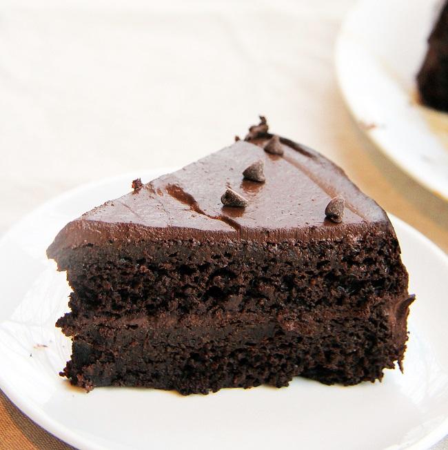 Chocolate layerd cake
