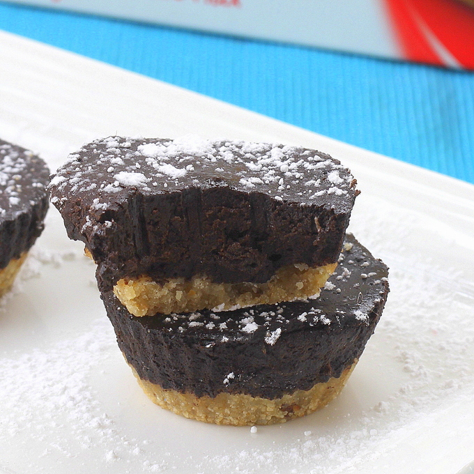 Gluten Free Chocolate Tarts 1