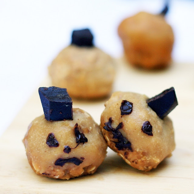 Halloween snack image of two
