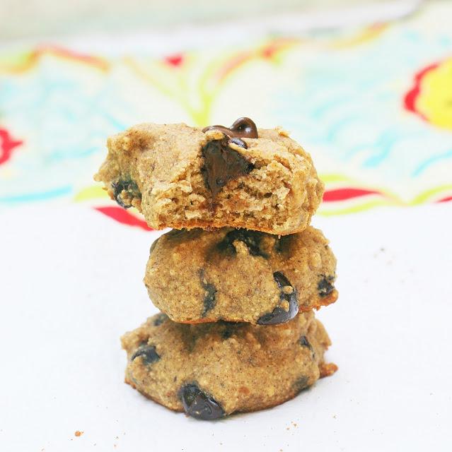 Sugar Free Chocolate Chip Cookies 2